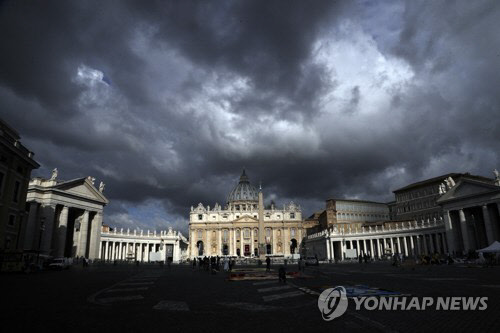 중국 `교황청 해킹` 의혹 불거져